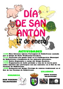 Cartel San Anton