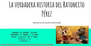 La verdadera historia del ratoncito PEREZ
