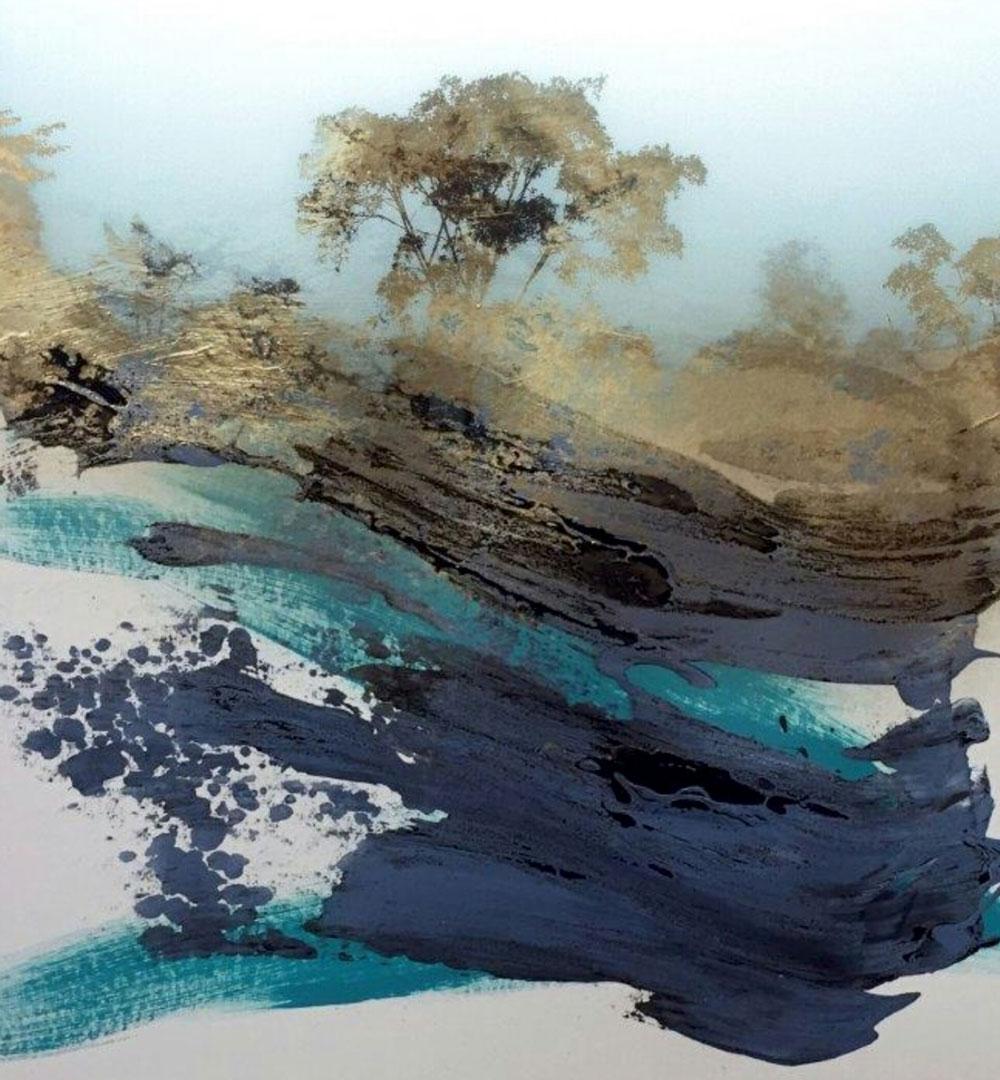 Premio-de-adquisicion-Carlos-Herrera-2016-Gonzalo-Prieto,-'Bosque-japones'-Leon