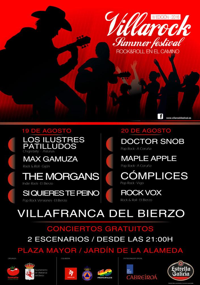 Villarock-Summer-festival
