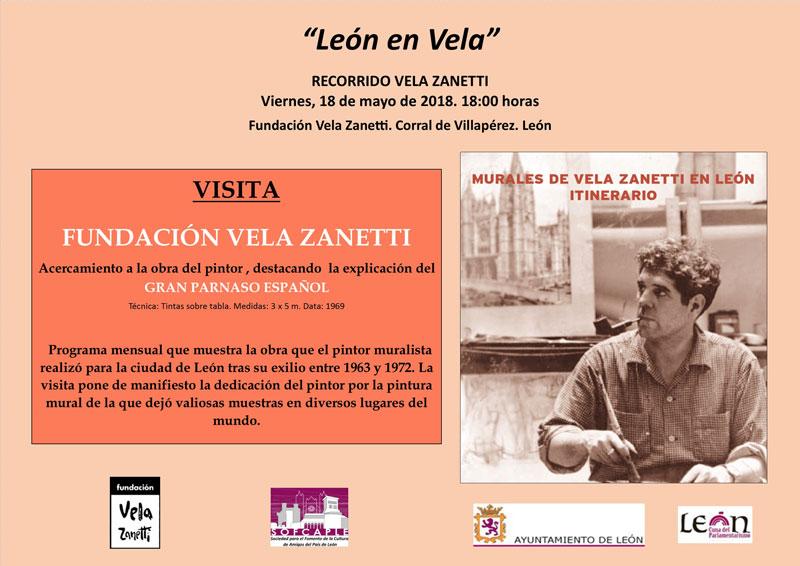Actividades en el Día Internacional de los museos 2018. Fundación Vela  Zanetti 18 y 19 de mayo de 2018 5c13c94aaf0fb