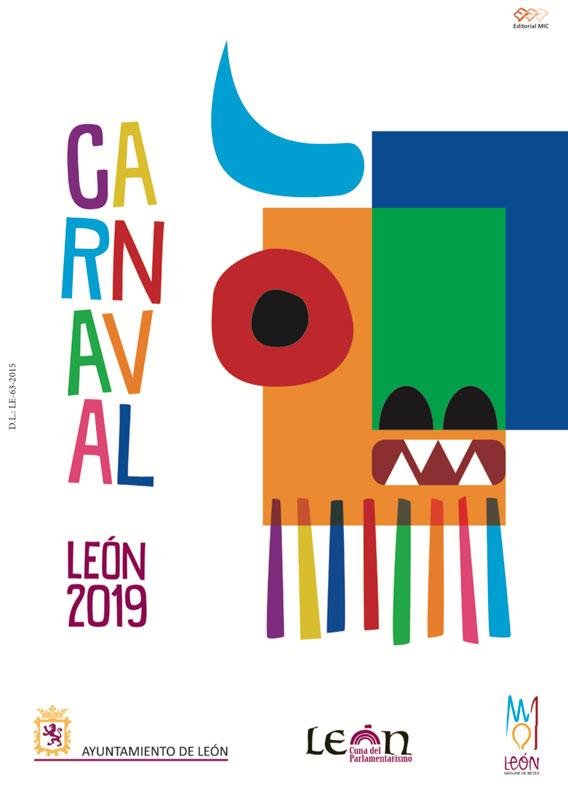 Resultado de imagen de carnaval leon 2019